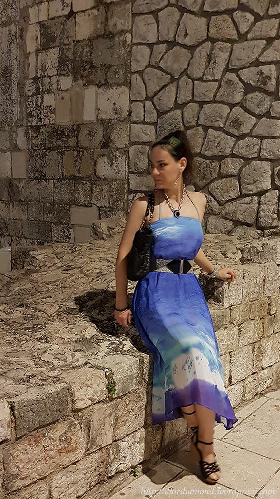 Zadar 2017 ocean dress
